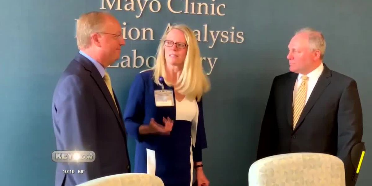 Reps. Hagedorn, Scalise tour Mayo Clinic