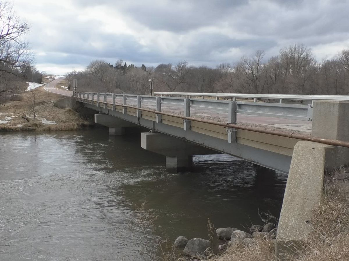Flood anxiety lessens as river levels in Windom are lower than last year