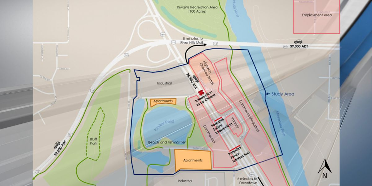 Public invited to provide input on Riverside North Redevelopment Plan