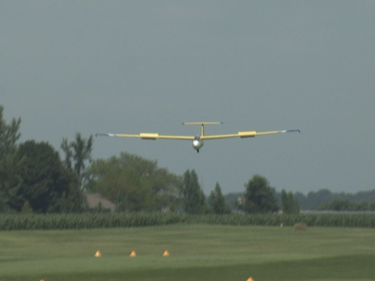 Cadets train in national flight academy