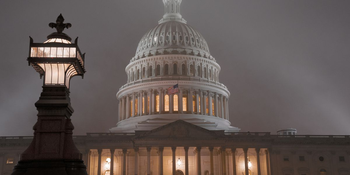 House passes $1.4 trillion federal spending bill