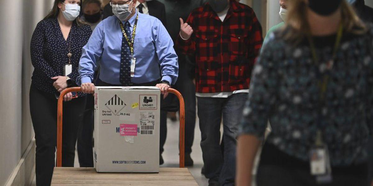 Minnesota launches dashboard for coronavirus vaccine data
