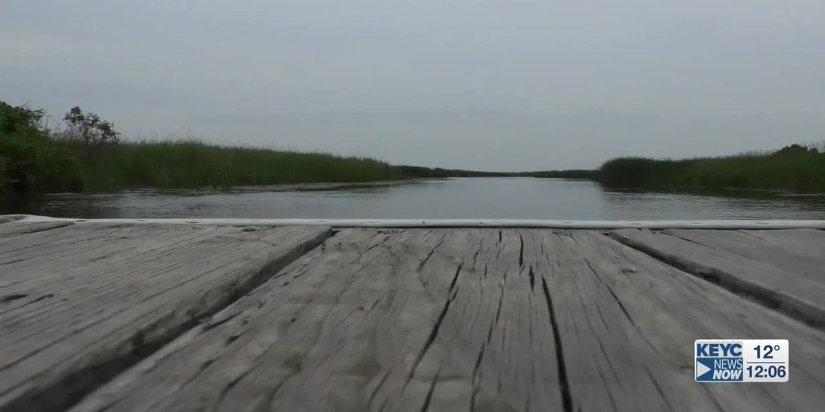 Temporary drawdown underway at Swan Lake