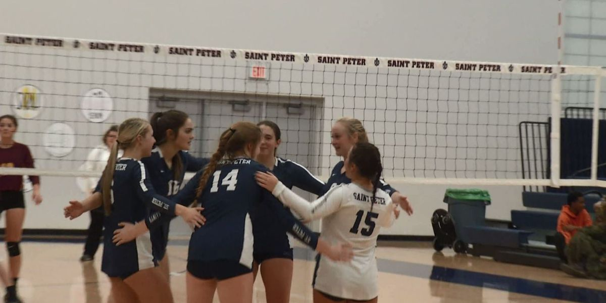 St. Peter cruises past BEA into sub-section semifinals