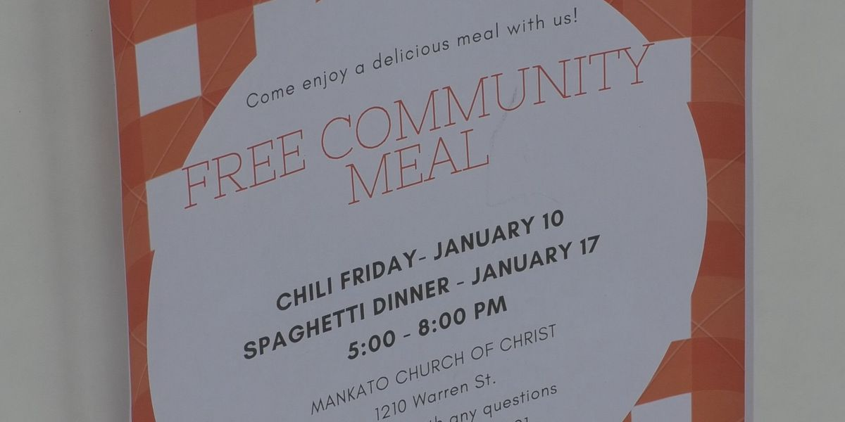 Local church invites area residents to community dinner