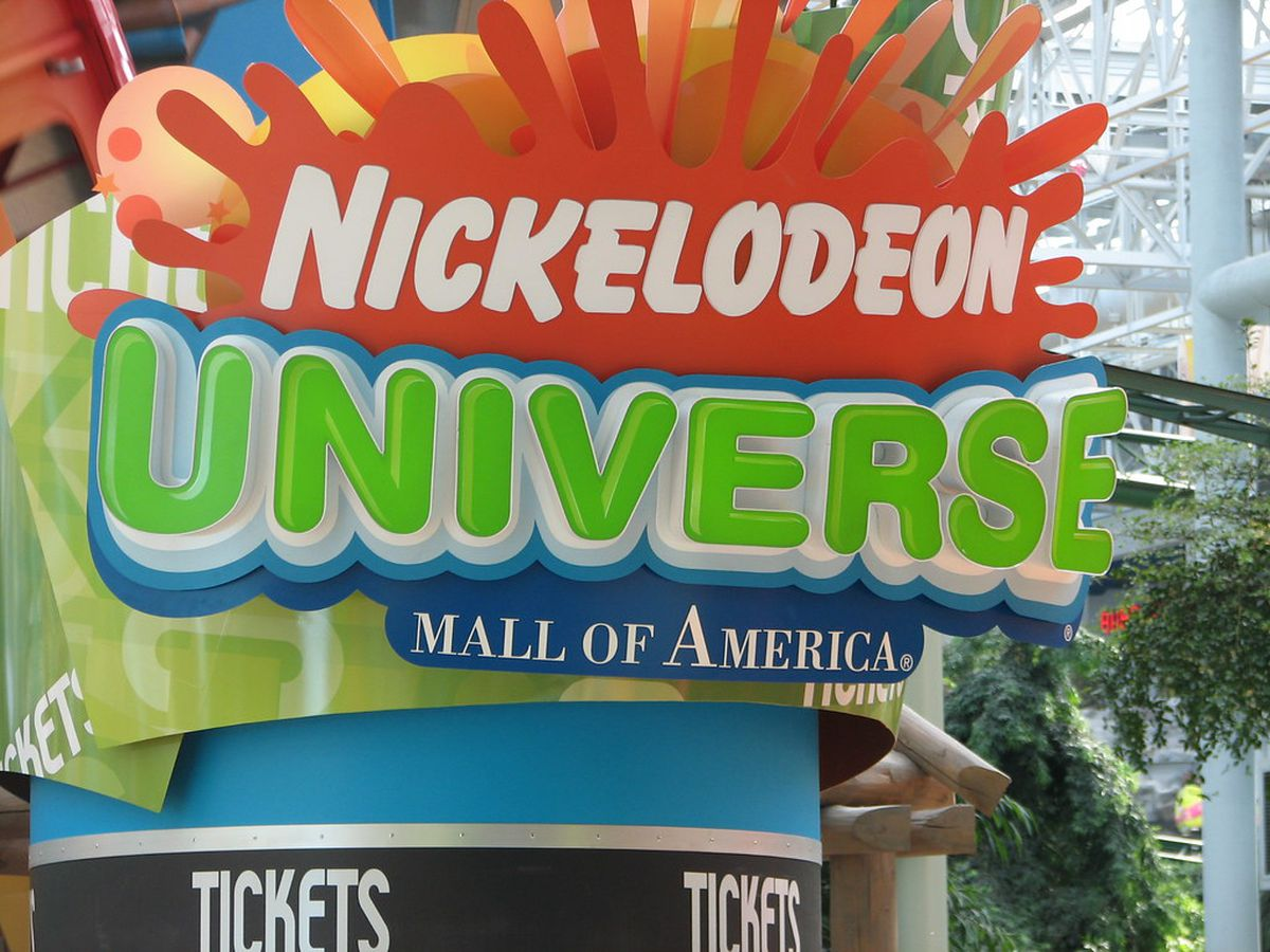 Nickelodeon Universe reopens