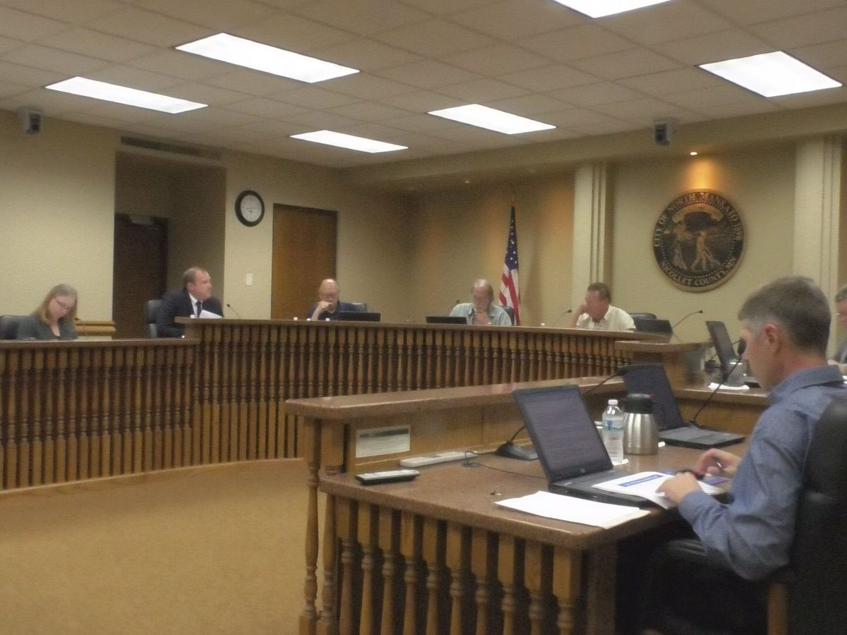 Port Authority of North Mankato holds annual meeting