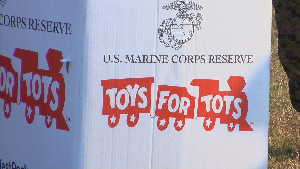 Online registration for Toys for Tots now open