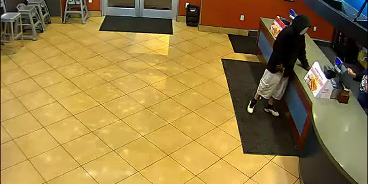 CAUGHT ON CAMERA: Off-duty officers foil Raising Cane's robbery