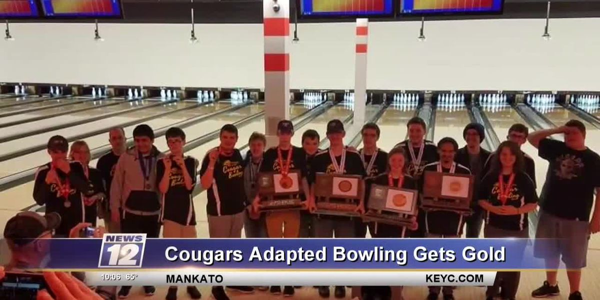 Mankato East Adapted Bowling Teams Take Gold, Silver, Bronze