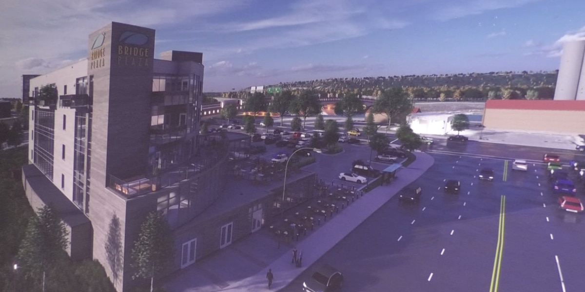 Bridge Plaza project on its way to start following T.I.F.