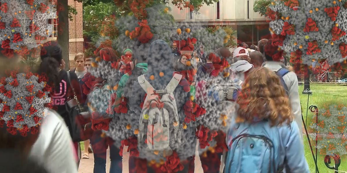 College students struggle amid pandemic