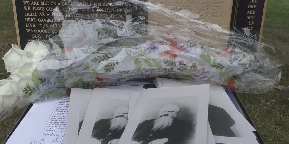 Lincoln Park hosts ceremony to commemorate descendants of Civil War veterans