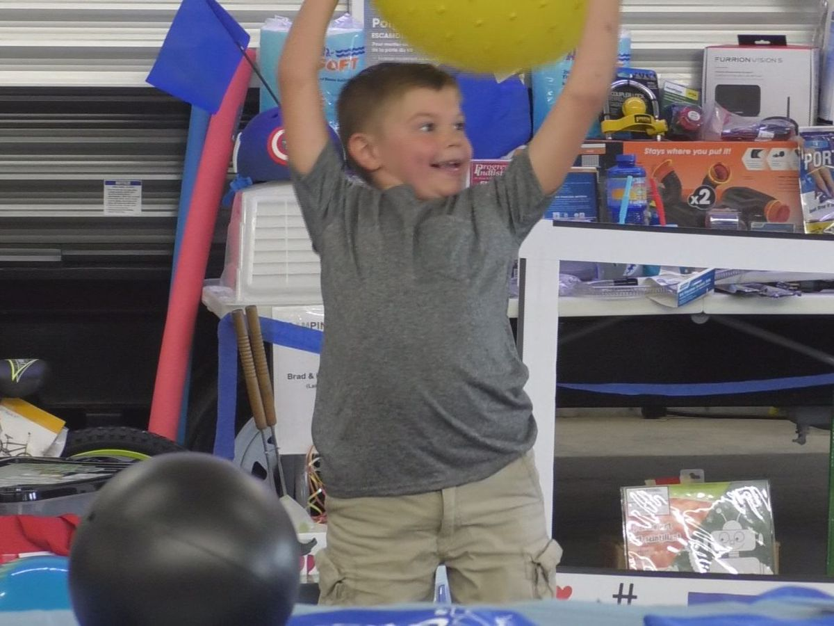 Make-A-Wish makes dreams come true for local 7-year-old boy