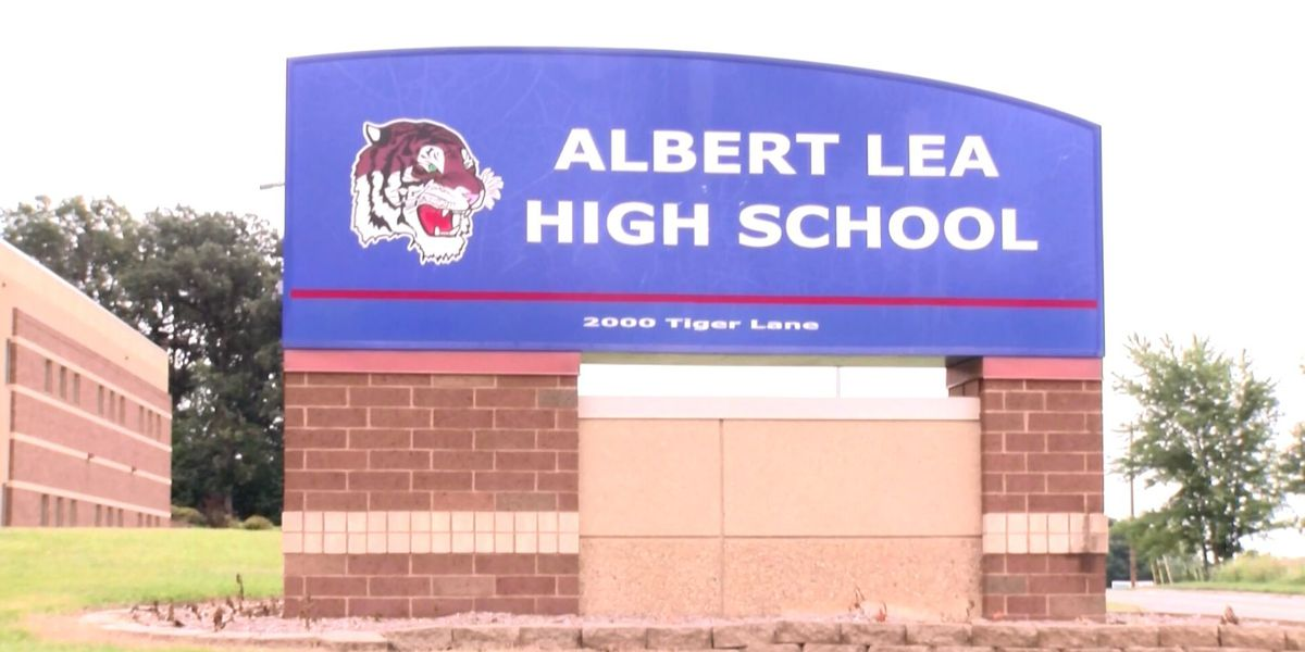 Teenager arrested for threatening to 'shoot up' Albert Lea High School