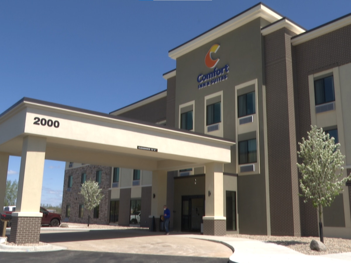 Comfort Inn & Suites open for business in North Mankato
