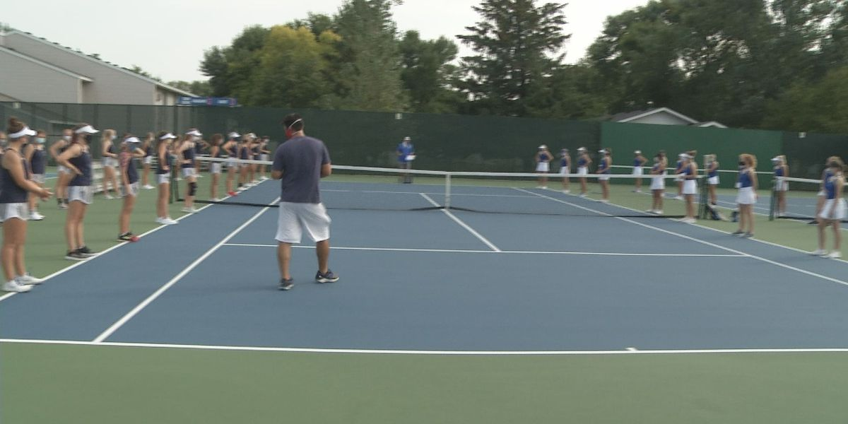 St. Peter tops Waseca as high school competition returns