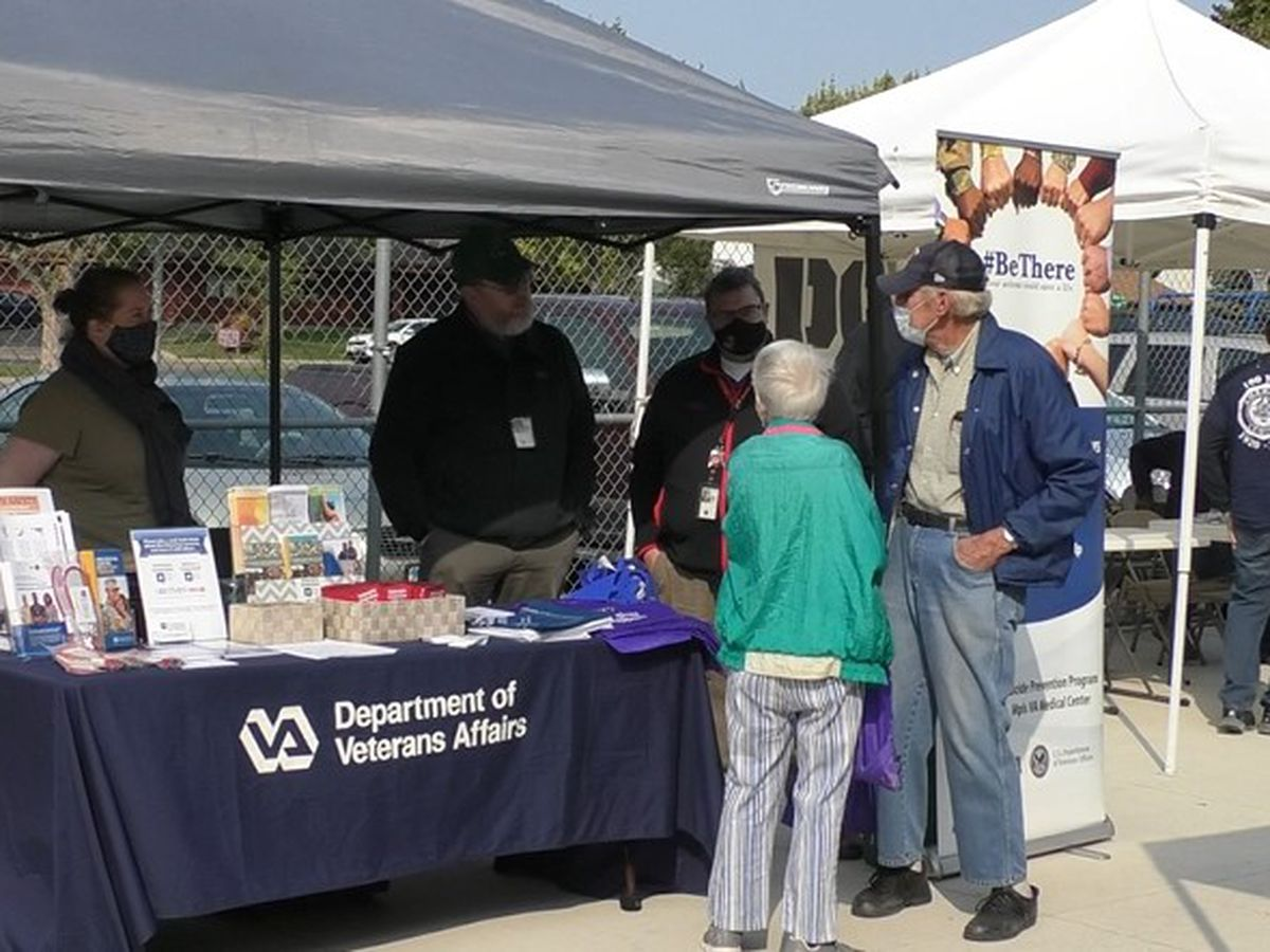 Veterans Standdown offers local veterans assistance resources