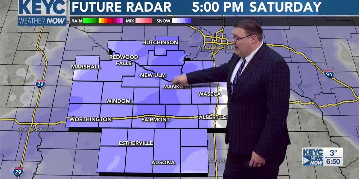 KEYC News Now Weather Forecast