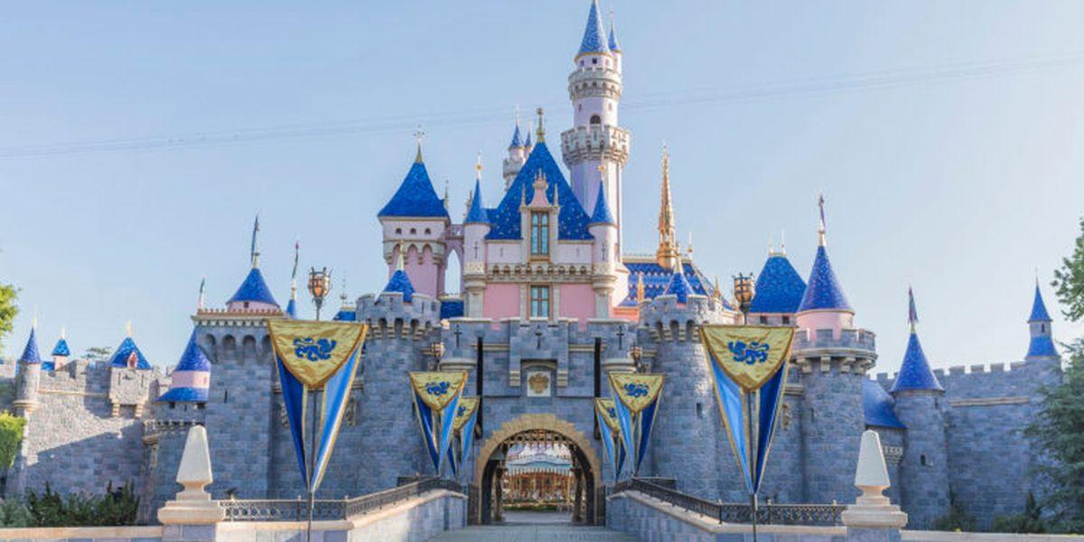 California to let Major League Baseball, Disneyland reopen