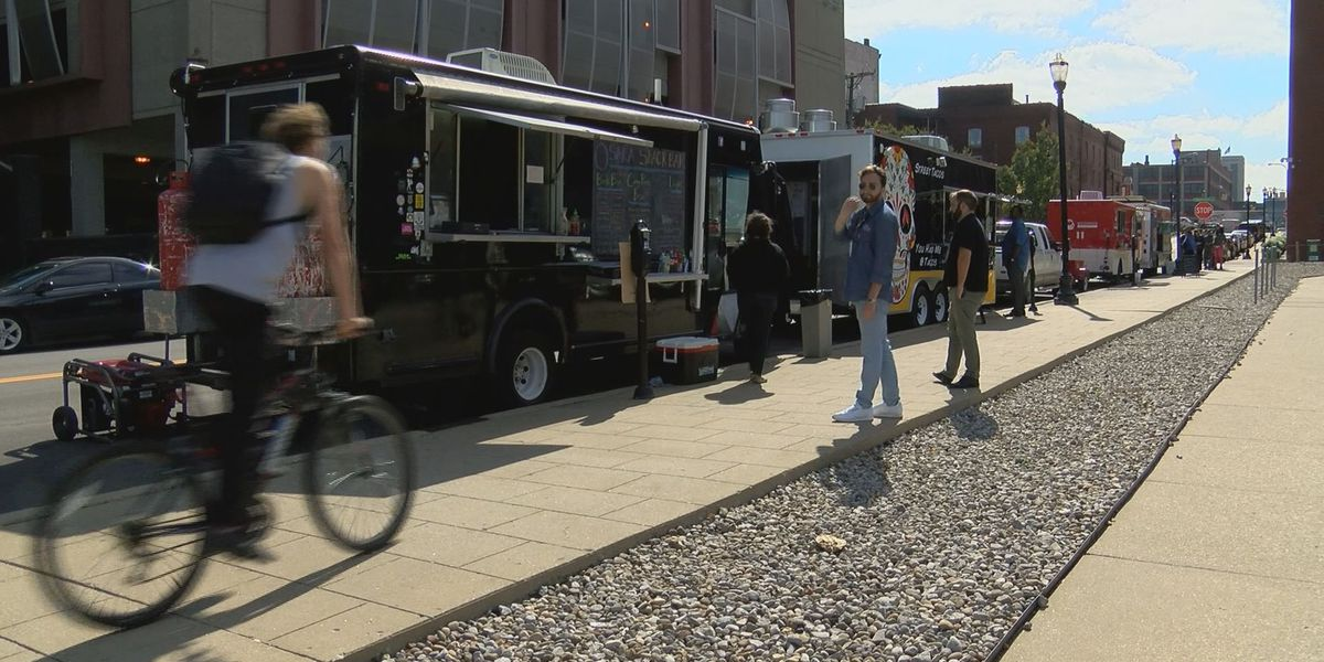 North Mankato City Council sets hearing on regulating food trucks