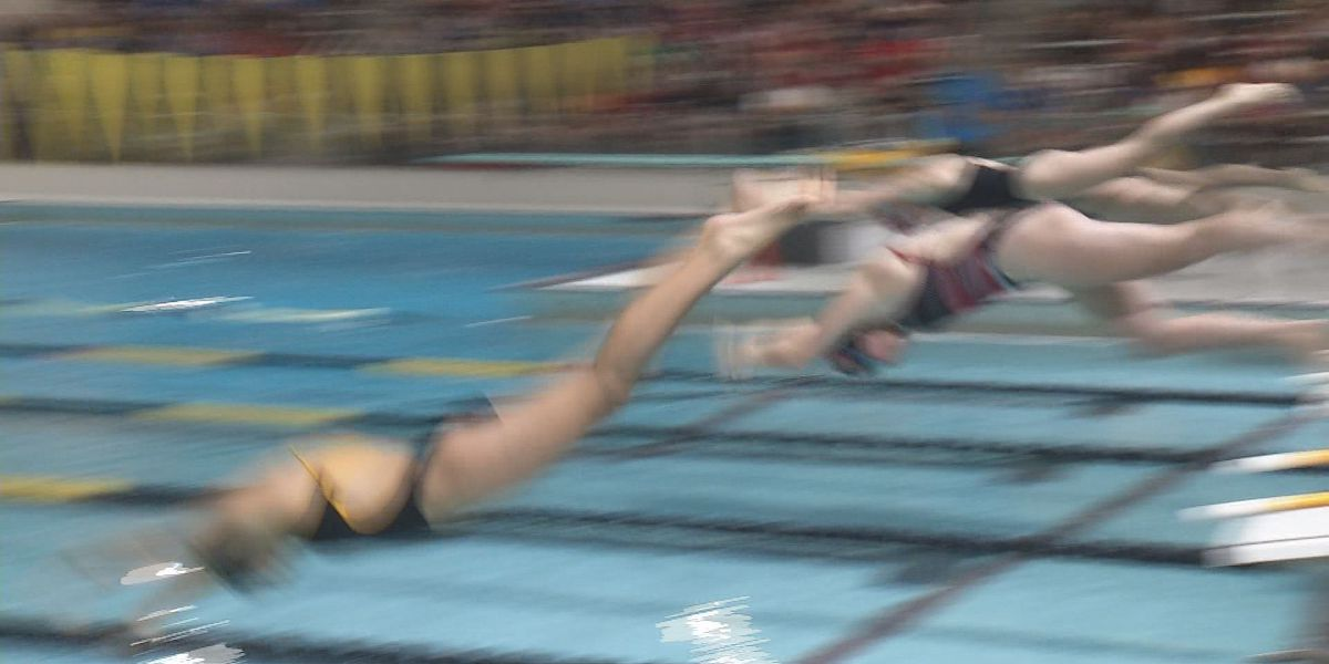 Mankato East hosts Girls Cougar Relays