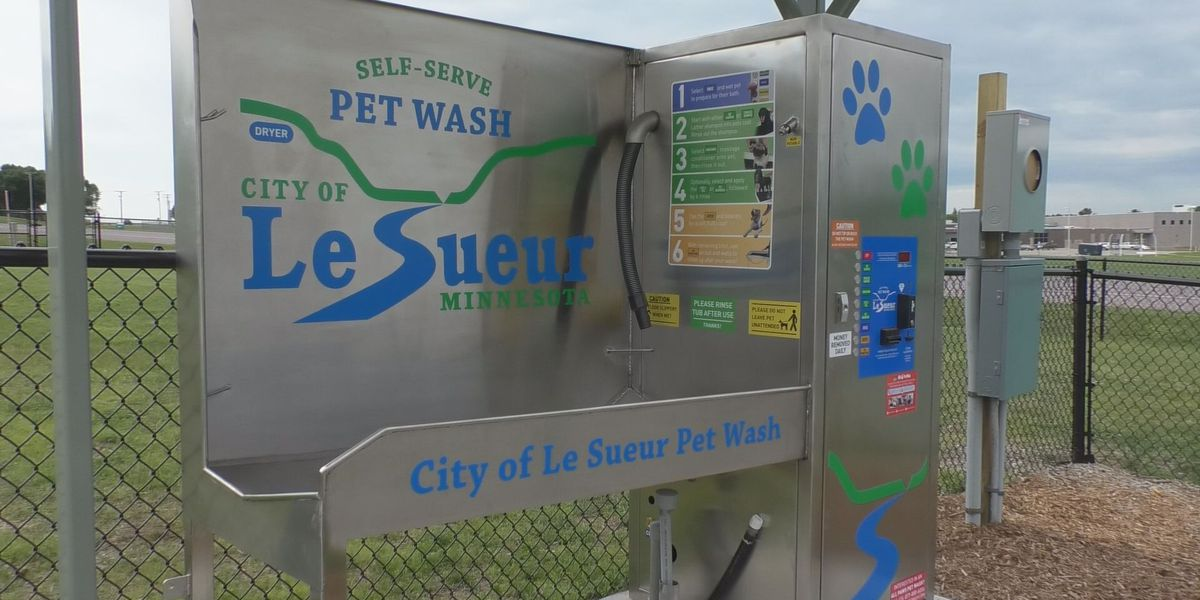 Le Sueur offers way to keep pets Looking Spotless