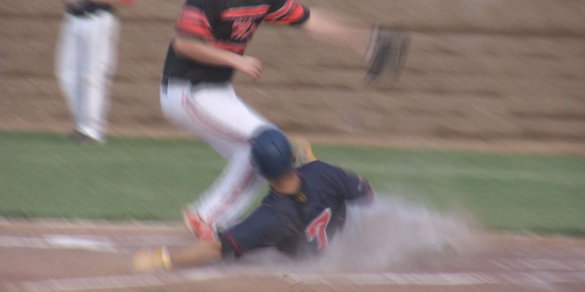 Springfield bats explode for 11 runs in win over Milroy