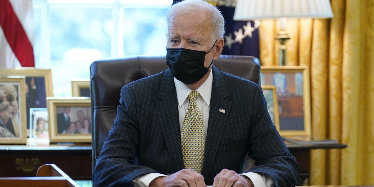 Biden ready to sell $2.3T infrastructure plan in Louisiana