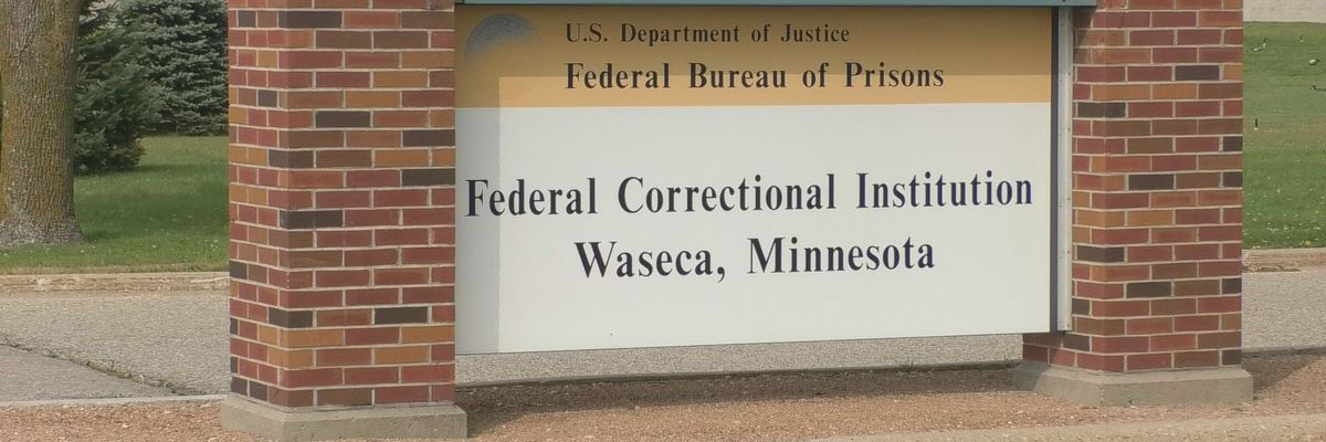 COVID-19 concerns grow at Federal Correctional Institution in Waseca