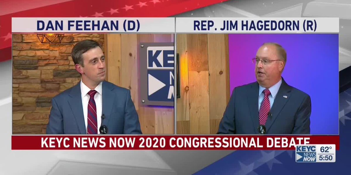 Hagedorn claims Feehan was paid to run for Congress by Democratic groups