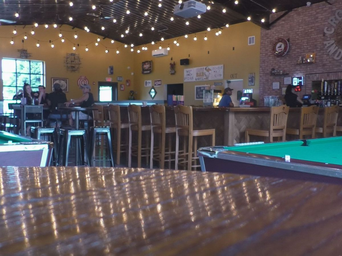 Crow Bar & Grill opens years after fire