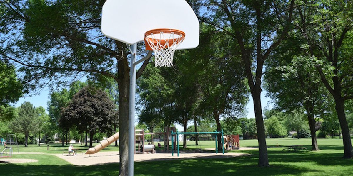 Six area basketball courts to be resurfaced