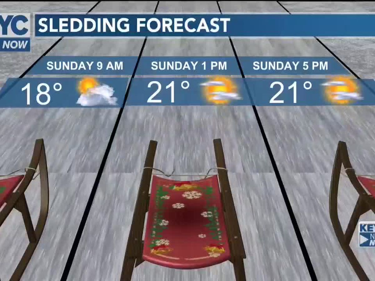 KEYC News Now Weather Forecast