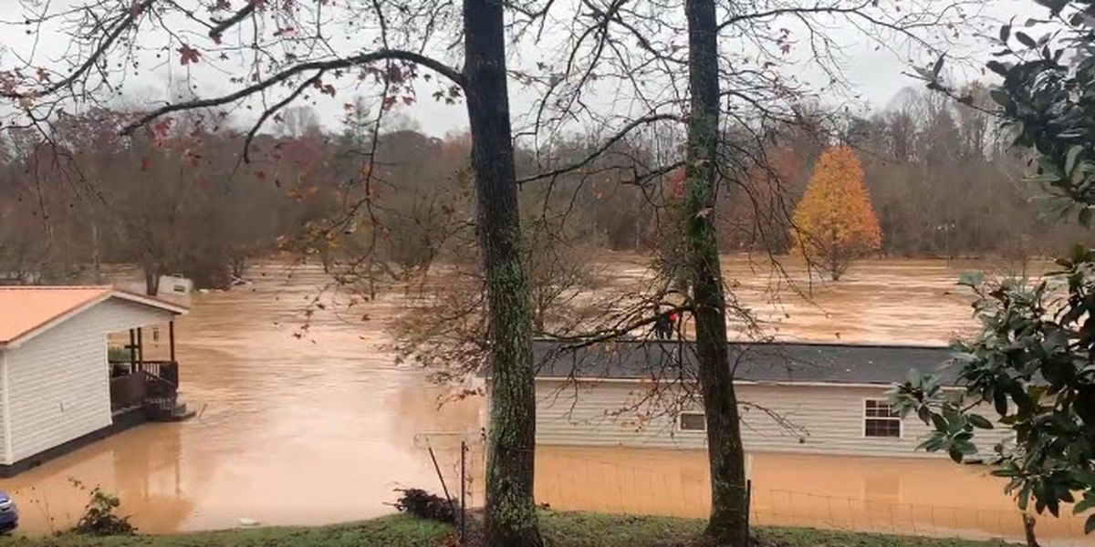 1-year-old baby among five found dead after floodwaters overtake N.C. campground