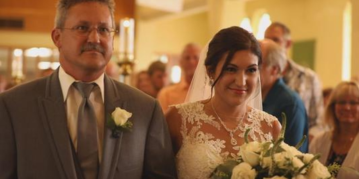 """Bride with a brain tumor makes """"phenomenal"""" recovery"""
