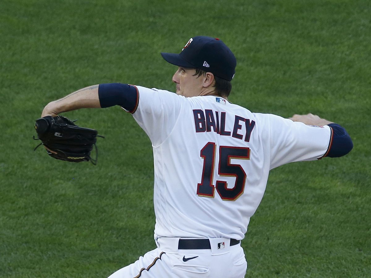 Twins reinstate Bailey from injured list to start vs. Tigers
