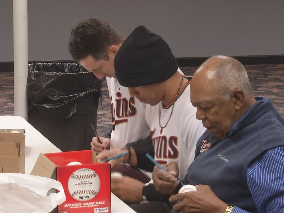 Twins Winter Caravan comes to Mankato