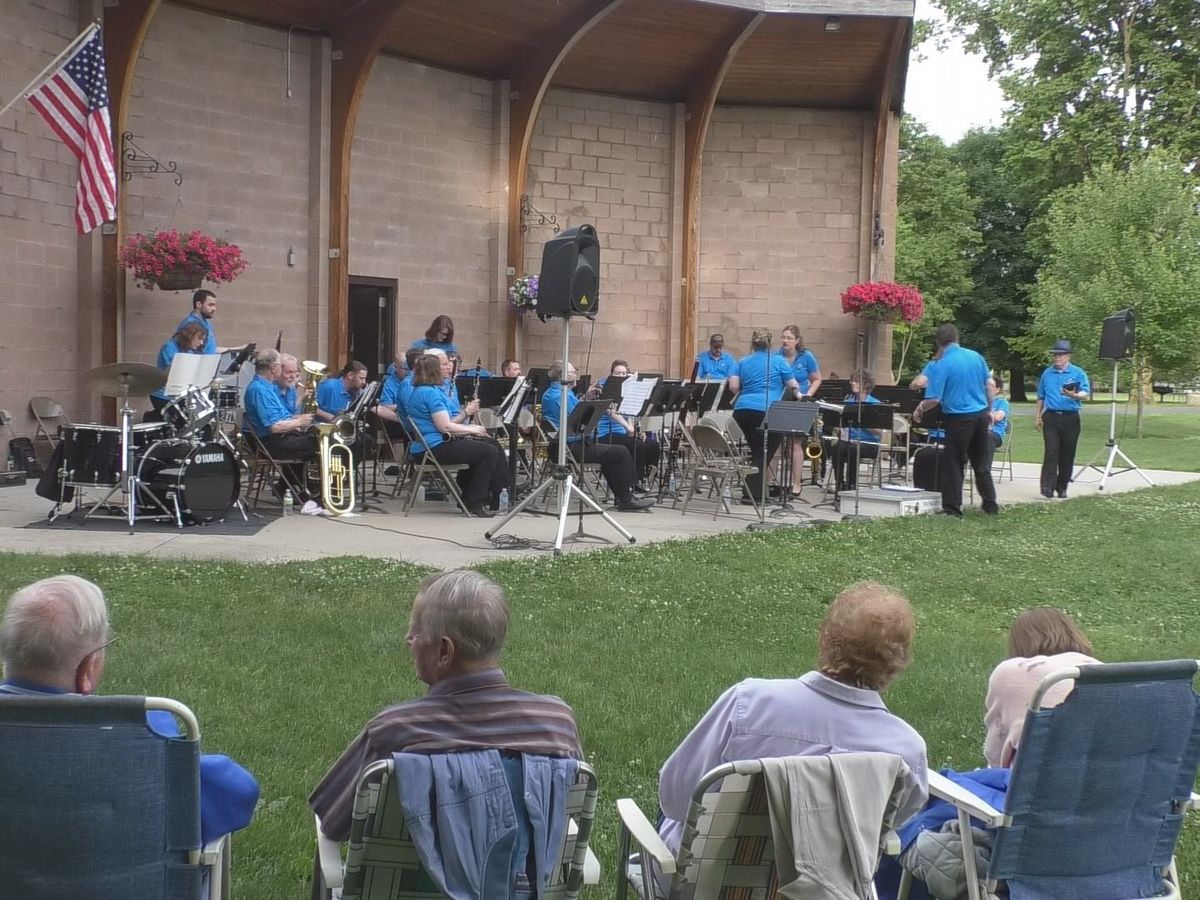 Mankato Area Community Band is back in action