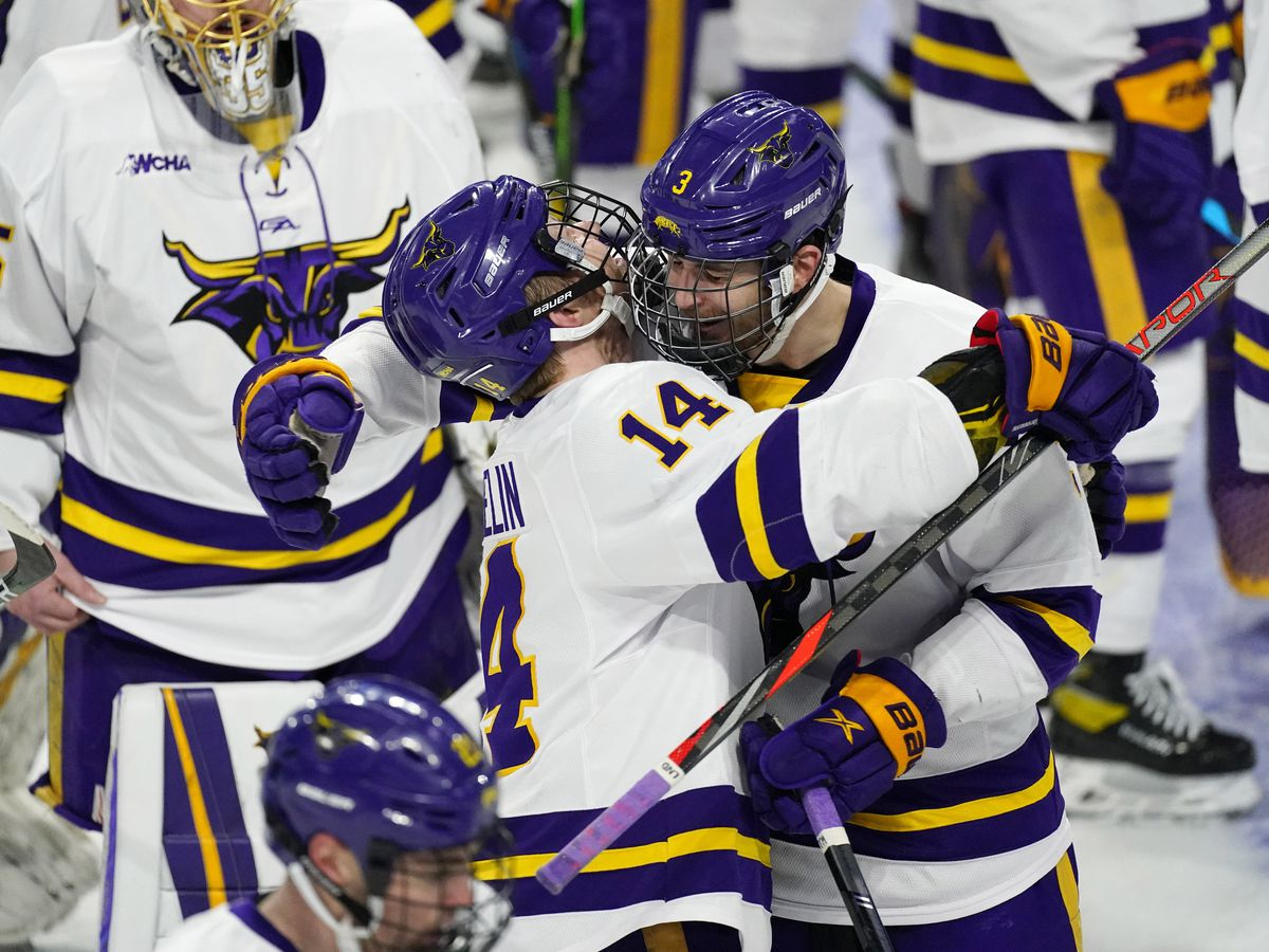 UPDATE: Mavericks Men's Hockey celebration canceled