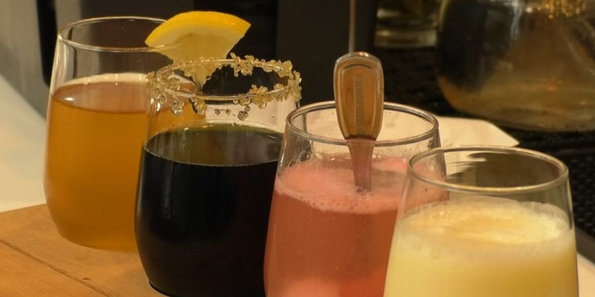 Brunch Fun: New Eatery gets creative with refreshing beverages