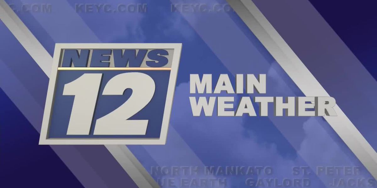 KEYC News 12 Midday Weather At Noon 82319