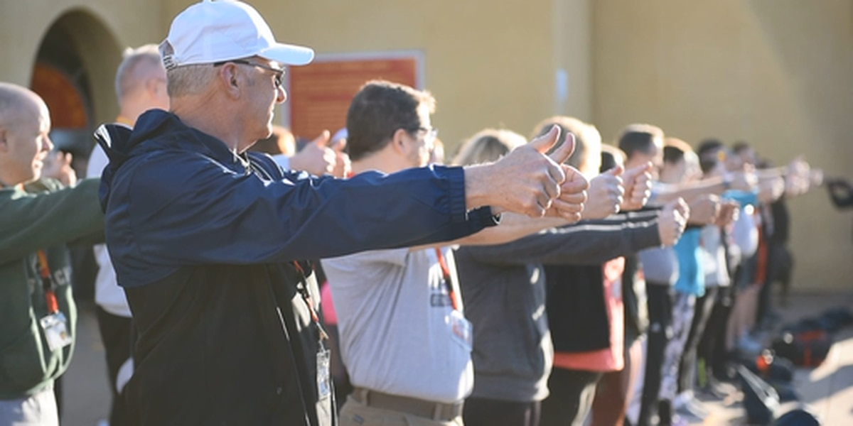 Midwest educators arrive in San Diego for first day of Marine Corps Recruit Training