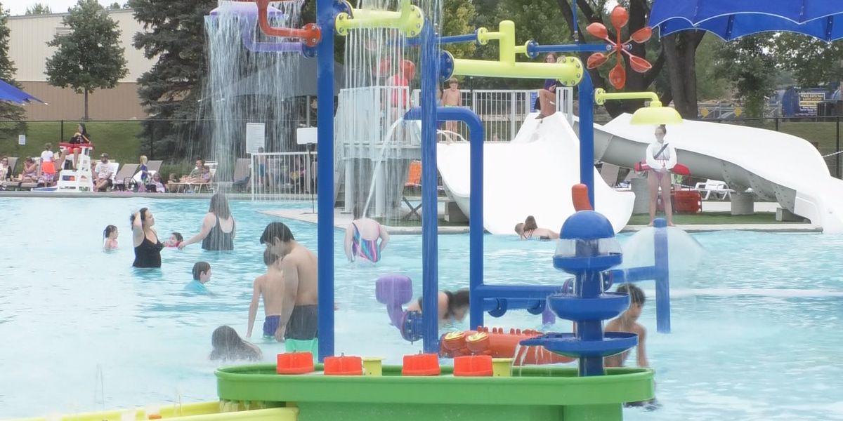 North Mankato Swimming Pool reopens Saturday