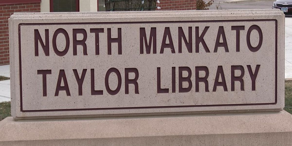 North Mankato Taylor Library hosts snowman building contest