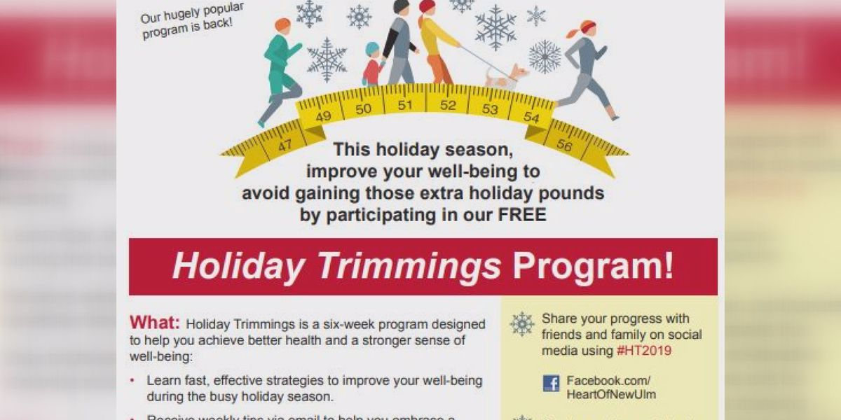 New Ulm Holiday Trimming program returns in time for holiday season