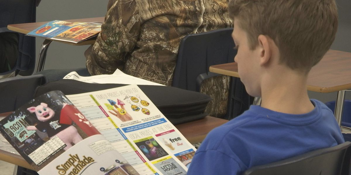 Fairmont Elementary supports local businesses with Support Local fundraiser
