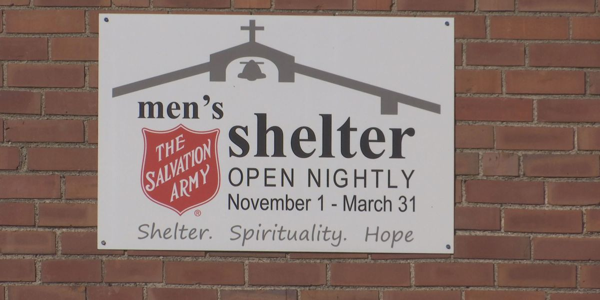 Salvation Army preps for Run for Shelter 5k, men's shelter seasonal opening