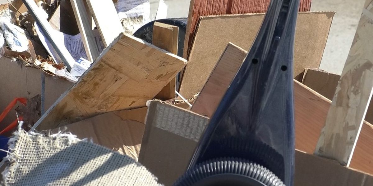Last round of spring clean-up takes place this week for Mankato residents