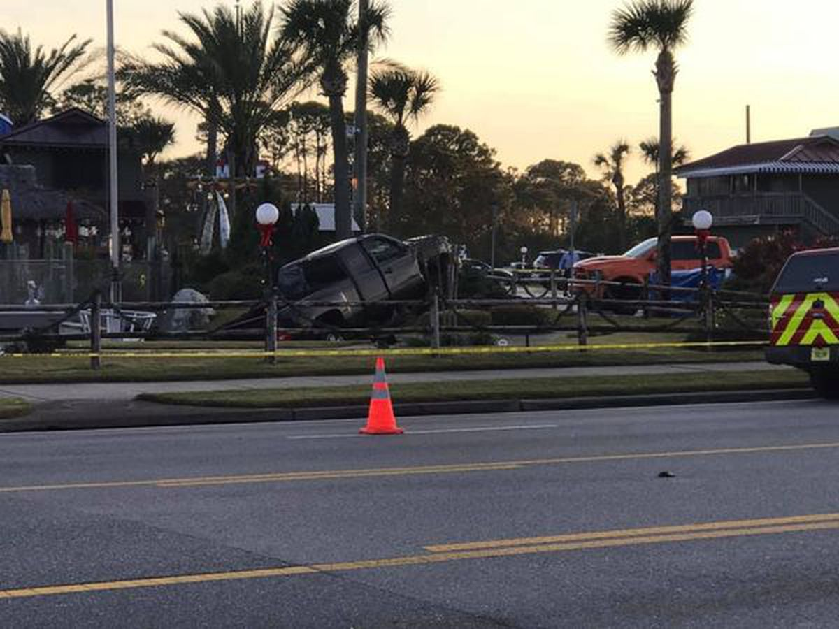 Crash at Panama City Beach, Fla. mini-golf course kills two children